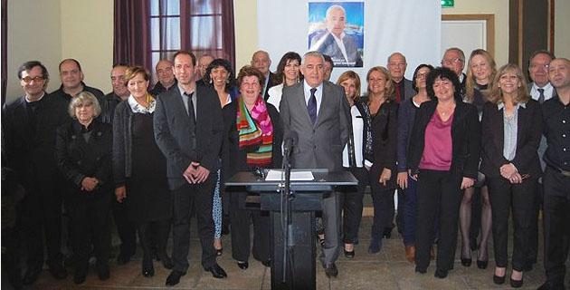 """Jean-Jo Allegrini-Simonetti : """"Mon équipe et moi-même serons toujours à votre écoute"""""""