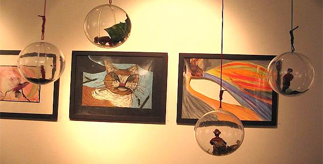 Le GEM s'expose à la Galerie Gour-Beneforti à Bastia jusqu'à dimanche…
