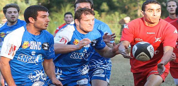 Bruno Degray (au centre) : Retour à la compétition