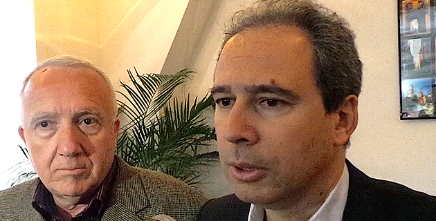 """Jean Zuccarelli : """"Le mariage de la carpe, du lapin et du loup!"""""""