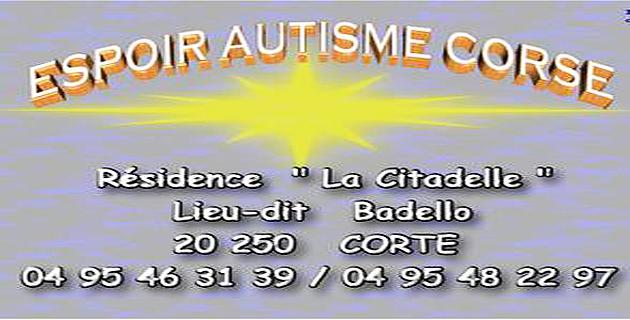 Convention entre l'Académie de Corse et l'Association Espoir Autisme