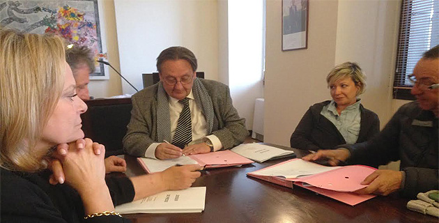 Une convention de coopération Education Nationale - Espoir Autisme Corse