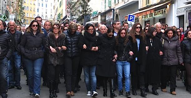 La famille et les proches de Jean Leccia