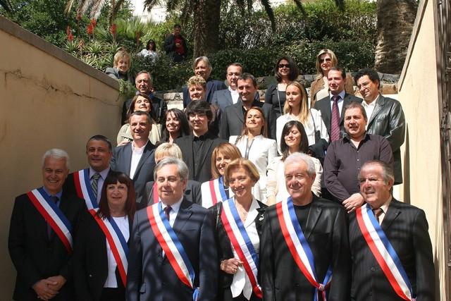 Le conseil municipal de Calvi