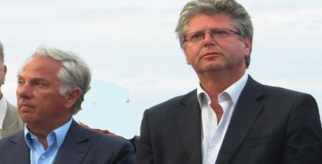 Georges Mela avec Camille de Rocca Serra : Un nouveau mandat