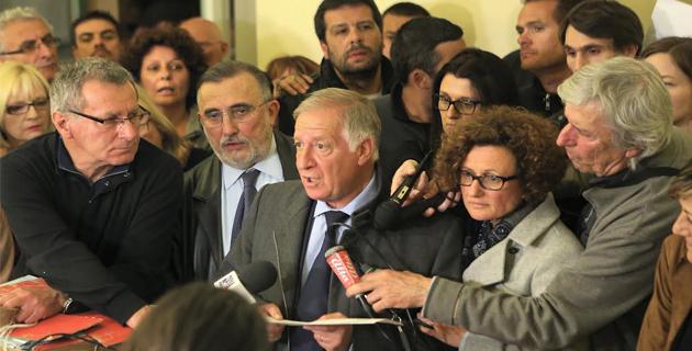 Ajaccio : Laurent Marcangeli pousse Simon Renucci dehors