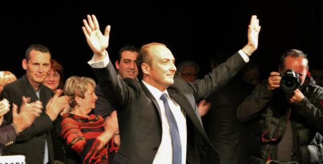 Le nouveau conseil municipal d'Ajaccio