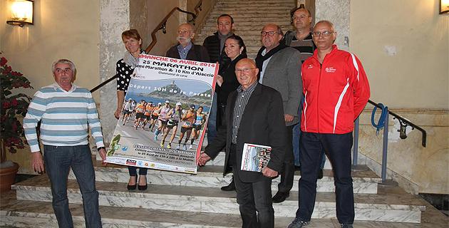 25e Marathon d'Ajaccio : Participation record avec 500 athlètes présents dimanche