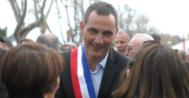 Gilles Simeoni, nouveau maire de Bastia. copyright Christian Andreani.