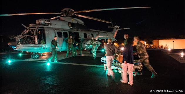 Cougar de la BA 126 de Solenzara : Dix personnes sauvées depuis le début de l'année
