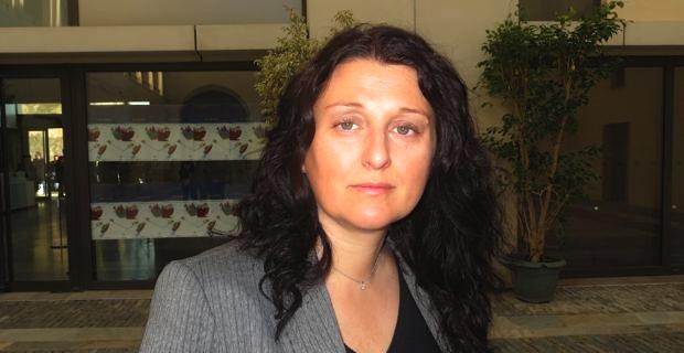 Vanina Pieri, présidente de l'agence du tourisme (ATC) et conseillère exécutive.