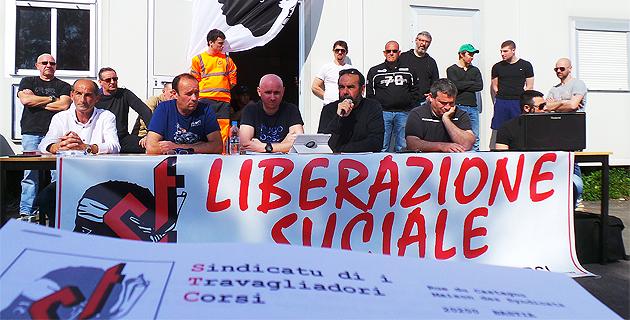 Le STC de la communauté d'agglomération de Bastia fait entendre sa voix !