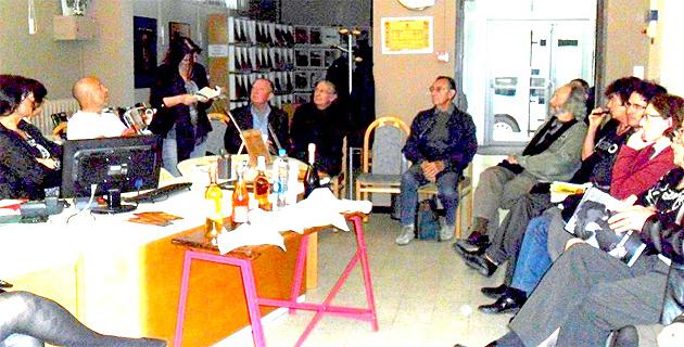 """Bastia : Baudelaire et ses """"Fleurs du mal"""" à l'honneur à la bibliothèque centrale"""