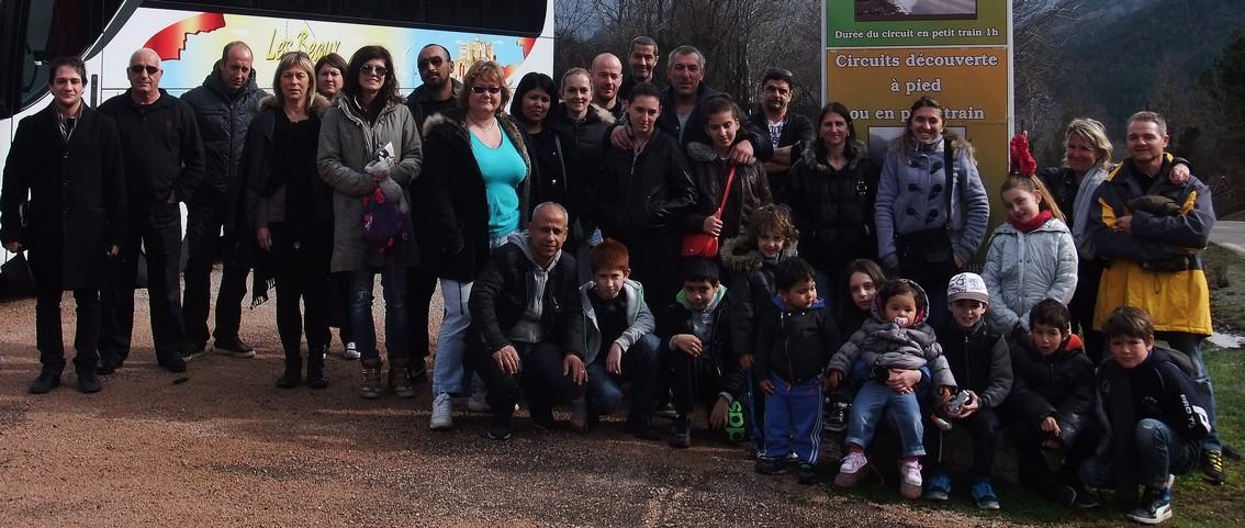Week-end sportif et éducatif dans la région d'Ajaccio pour le Dojo di u Montegrossu