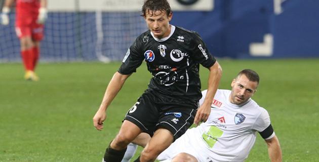 Ligue 2 : Le CAB tenu en échec par Nîmes
