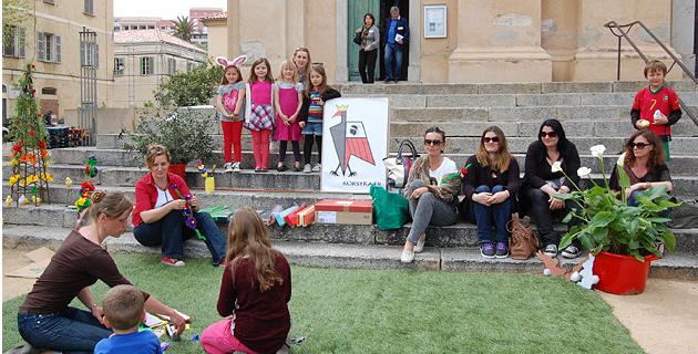 L'Ile-Rousse : Korsyka.fr célèbre Pâques