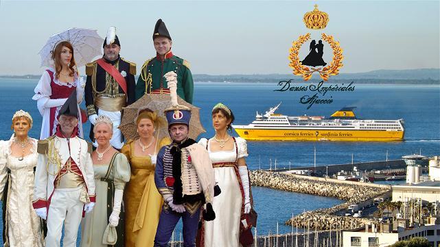 Une journée de croisière avec Corsica Ferries pour les 200 ans de l'exil de Napoléon