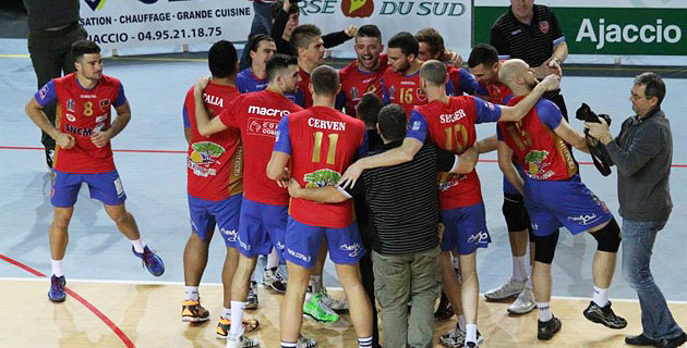 Volley : Le GFCA en demi-finale du championnat de France de Ligue A !