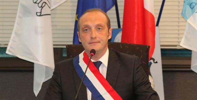 Ajaccio : Laurent Marcangeli président de la Capa