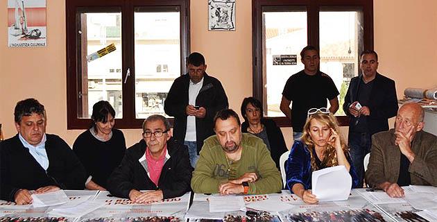Porto-Vecchio : U Riacquistu renvoie dos à dos G. Mela et J.-C. Angelini