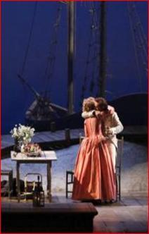 "Ajacccio : ""Cosi Fan Tutti"" en direct du Metropolitan Opera"