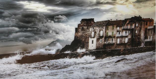 Tour d'Erbalunga vue par Thierry Venturini
