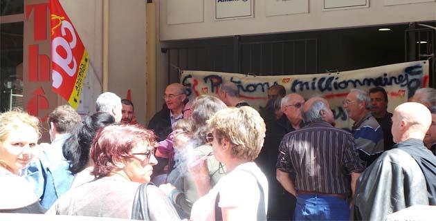 Bastia : Les salariés du Corssad demandent des comptes