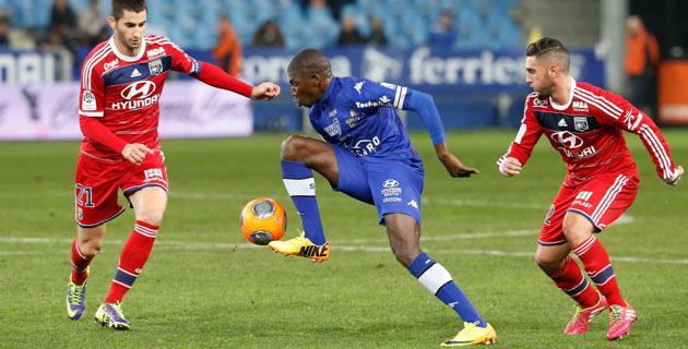 Lyon trop fort pour le Sporting (4-1)