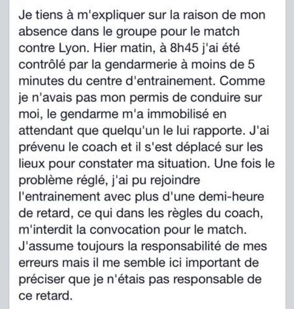 SCB : Pourquoi Cissé n'est pas allé à Lyon