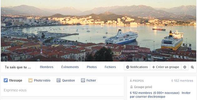 """""""Tu sais que tu viens d'Ajaccio quand..."""" : Le groupe Facebook qui déchaîne les souvenirs des ajacciens"""