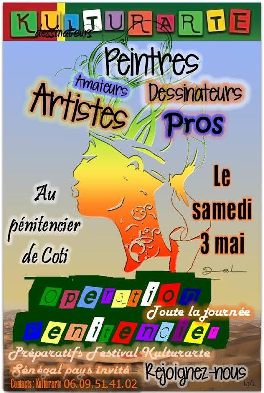 Kulturarte prépare une belle aventure de partage artistique samedi