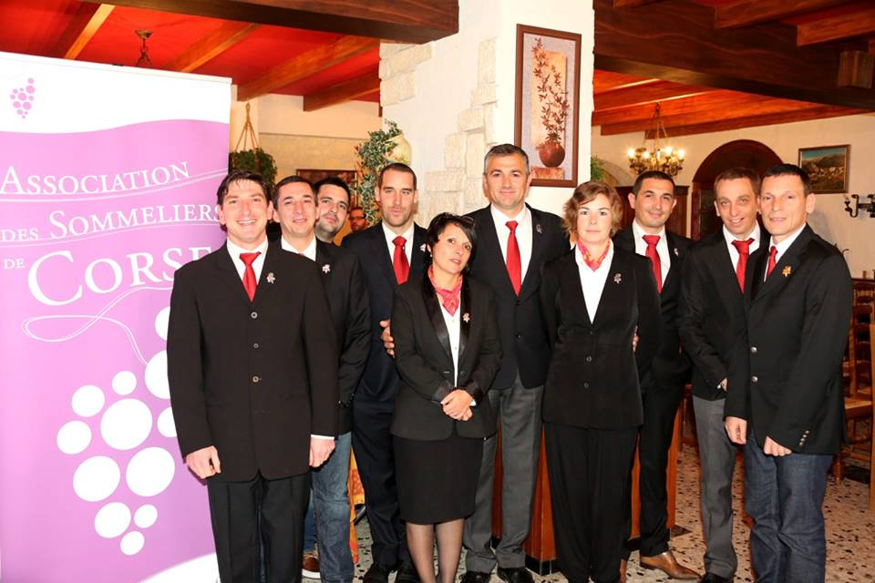 Association des sommeliers de Corse