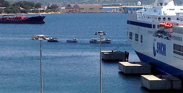 Directives européennes et pêche locale : Les pêcheurs d'Ajaccio et Bonifacio bloquent les ports