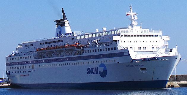 SNCM : L'Etat prêt à débloquer 800 millions d'Euros pour les nouveaux navires