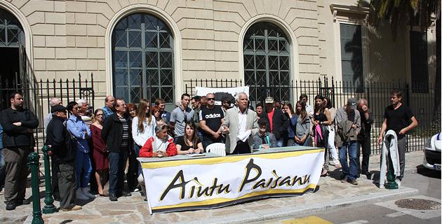 Aiutu Paisanu dénonce les conditions de détention et prône le rapprochement familial