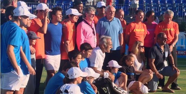 Le Classic Tennis Tour reviendra à Porto-Vecchio en 2015