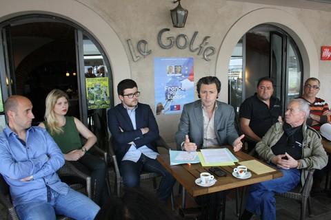 """Franck Giovannucci  : """"Je suis le seul à pouvoir siéger au nom de la Corse au parlement européen"""""""