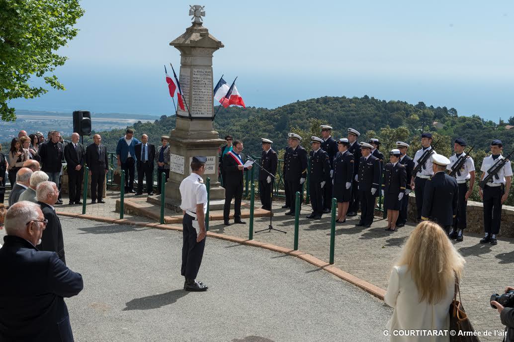 La commémoration du 8 Mai 1945 à Solaro