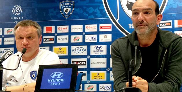 Sporting club de Bastia : Frédéric Hantz s'en va…
