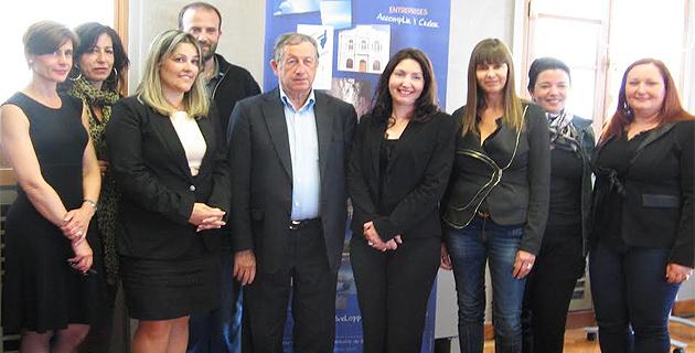 Entrepreneuriat au féminin : L'implication des femmes chefs d'entreprises de Haute-Corse