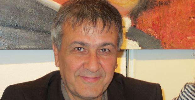 Michel Stefani, conseiller territorial Front de Gauche et président des Chemins de fer de la Corse.