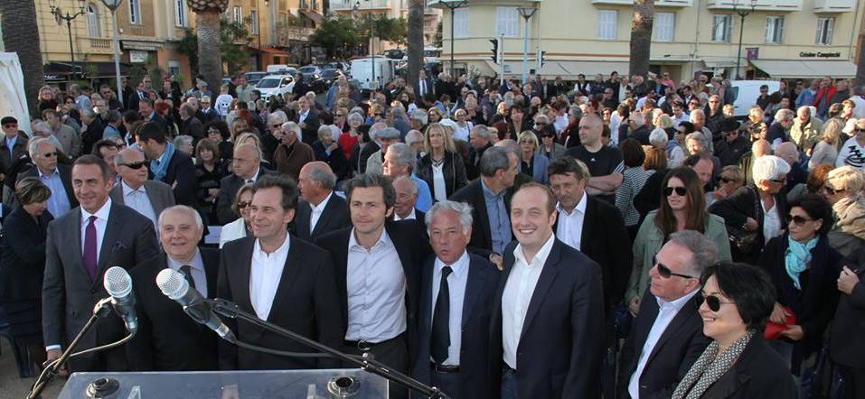 "Renaud Muselier : ""La Corse a besoin de l'Europe"""