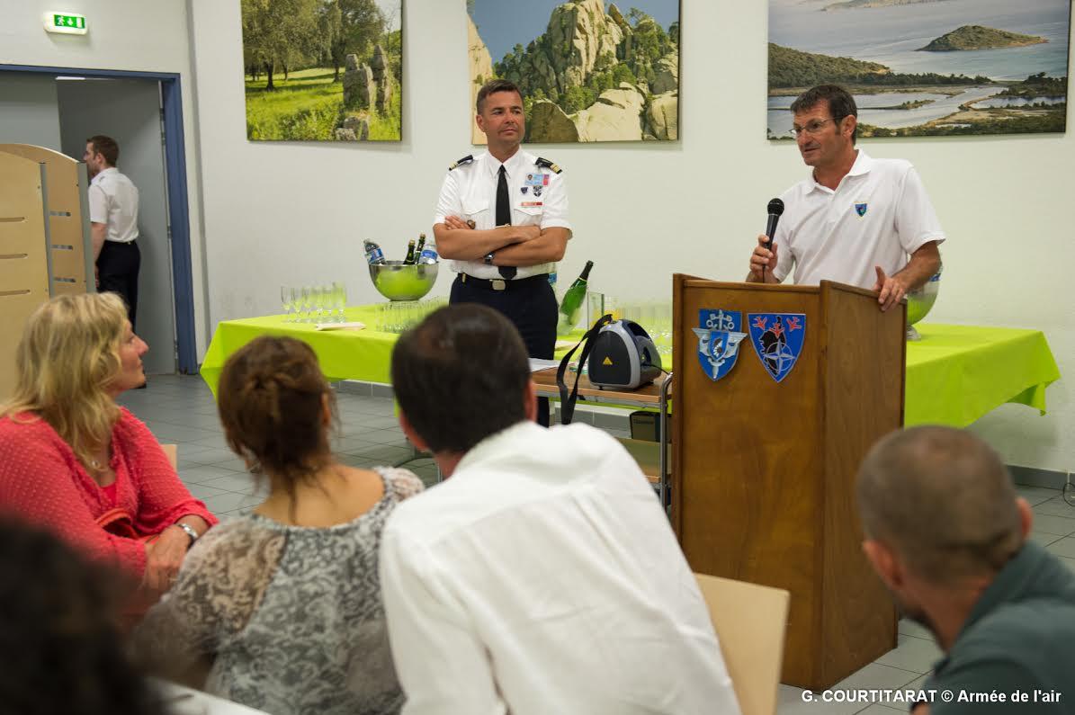 Solenzara : Le golf de la base aérienne 126 fête ses 20 ans