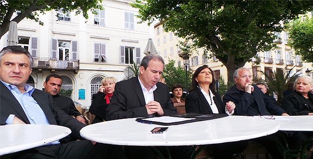 """Jean Zuccarelli : """"Gilles Simeoni ne s'est pas comporté en maire, mais en militant """""""