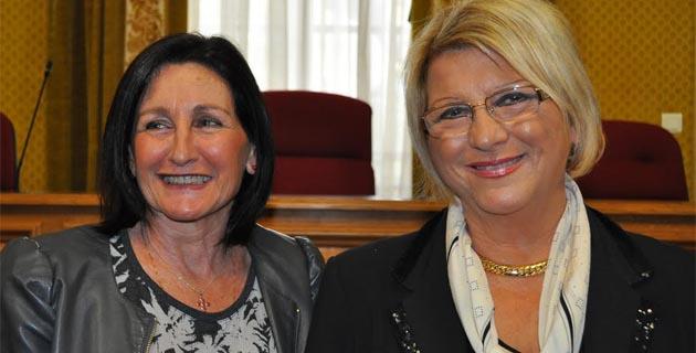 Le conseil général de la Corse-du-Sud fait de la place aux Dames…
