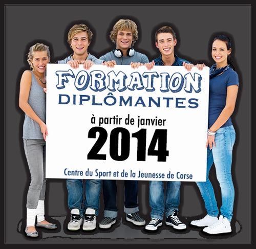 Parcours de l'excellence sportive au Centre du sport et de la Jeunesse de Corse