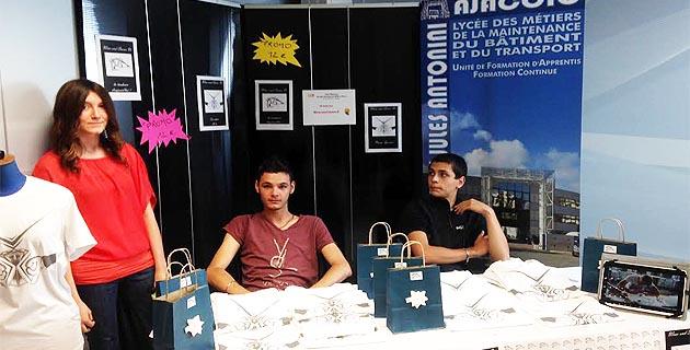 Le lycée Jules-Antonini lauréat avec…