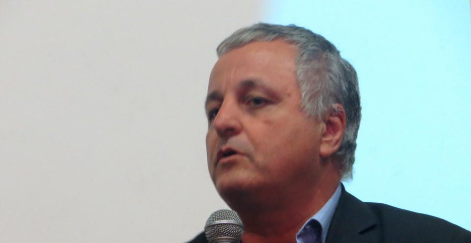 François Alfonsi, député européen et tête de liste RP&S aux élections européennes.