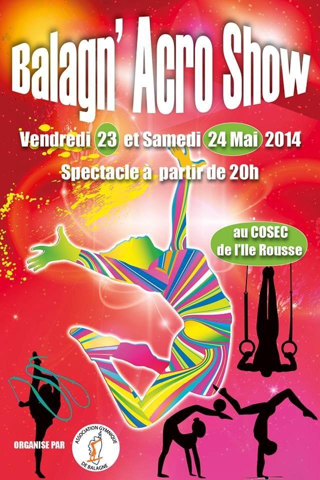 Le Balagn'Acro Show vendredi et samedi à L'Ile-Rousse