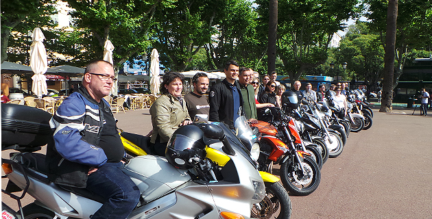 De Bastia à Ajaccio : Un Eductour à moto…